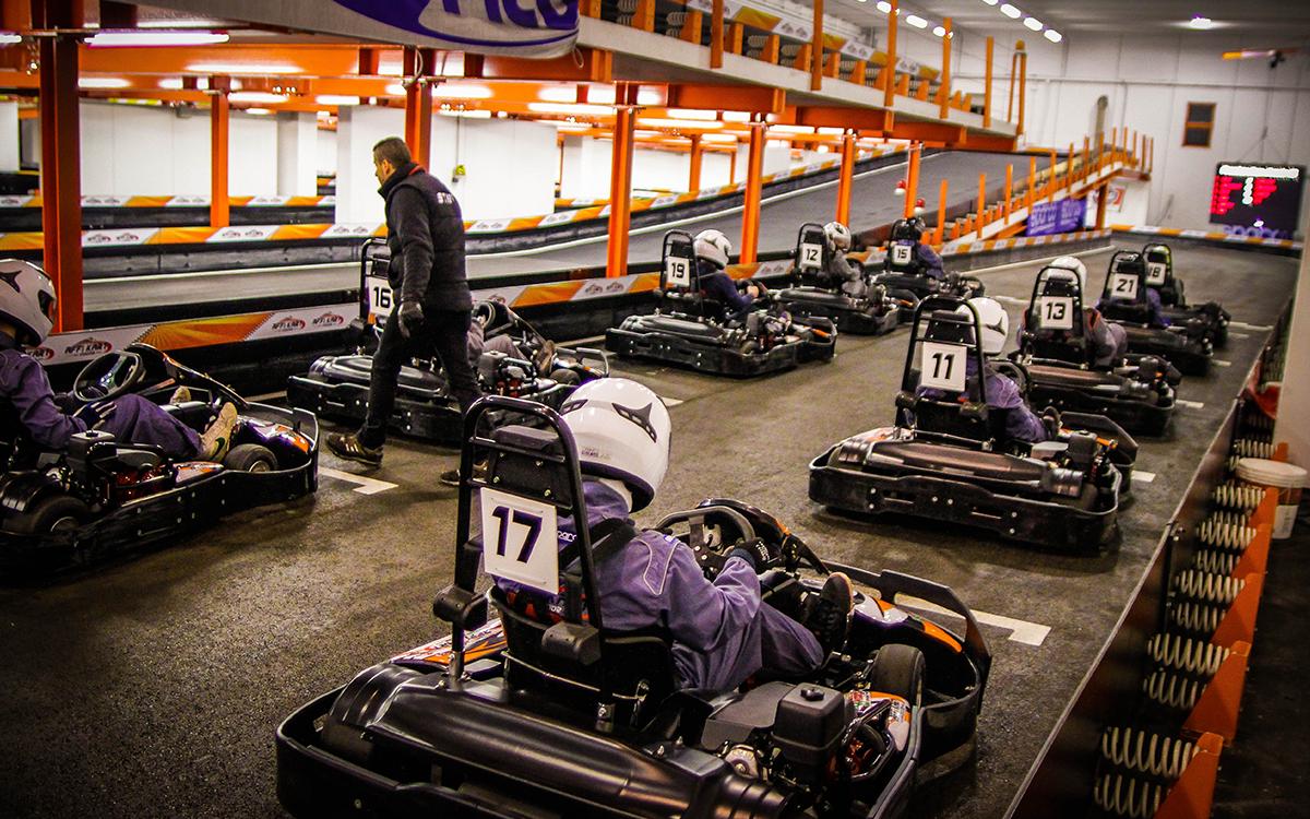 Affi Kart Indoor